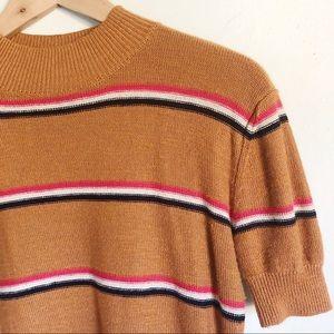 Free People Tops - Free People Way Back Mock Neck Sweater